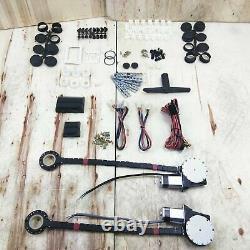 1962-1984 Porsche Power Window Electric Motor Kit Project Heavy Duty Crank 914