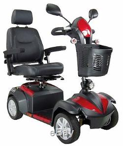 20 Wide Seat Ventura 4 Wheel Power Mobility Scooter, Medical Cart Mobility Buggy