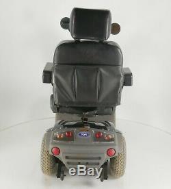 2015 TGA Mystere LJ836 Large Electric Mobility Scooter 8mph Black