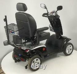 2016 Kymco Maxi XLS Large Electric Mobility Scooter 8mph Black