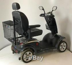 2016 Kymco Maxi XLS Large Electric Mobility Scooter 8mph Silver