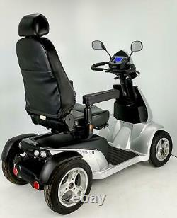 2017 Rascal Vision 8mph Full suspension mobility scooter