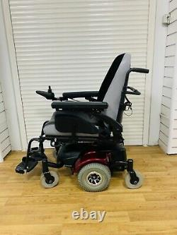 2017 Sunrise Quickie Hula MWD Powerchair Electric Deluxe Wheelchair inc Warranty