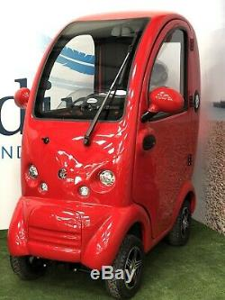 2020 SALE Cabin Car / All Weather, All Terrain Mobility Scooter