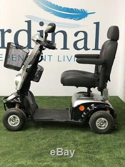 2020 SALE Ex Demo Kymco Midi XLS Compact 8MPH Mobility Scooter
