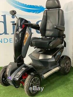 2020 SALE TGA VITA S BLACK ALL TERRAIN LUXURY 8MPH Mobility Scooter