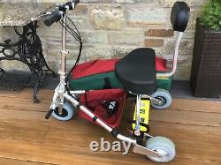 2020 Travel Scoot Deluxe Mobility Scooter, Possible Delivery