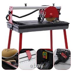 230v Marble Cutting Machine Workbench Heavy Duty Electric Wet Tile Cutter Saw UK
