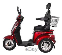 3 Wheeled 60V 100AH 800W Electric Mobility Scooter FREE DELIVERY Green Power