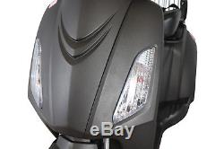 3 Wheeled ELECTRIC MOBILITY SCOOTER 60V100AH 500W Matt Black FREE UK DELIVERY