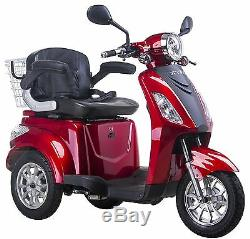 3 Wheeled ELECTRIC MOBILITY SCOOTER FAST FREE UK DELIVERY + Accessories