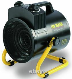 3kw Electric Fire Fan Heater Industrial Workshop Heavy Duty