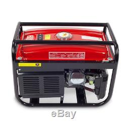 4 Stroke 8500 WE Heavy Duty Portable Petrol Generator with ELECTRIC START KEY