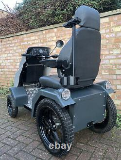 All Terrain Beamer Tramper Ultimate Electric Mobility Scooter 8mph Off Road