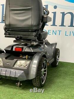 August Sale Preowned Drive Cobra All Terrain Mobility Scooter