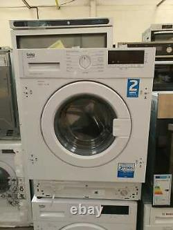 BEKO WIY74545 Integrated 7 kg 1400 Spin Washing Machine wh