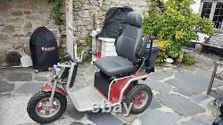 Beamer Tramper Tws- All Terrain Mobility Scooter Ultimate Off Road Scooter 3yo