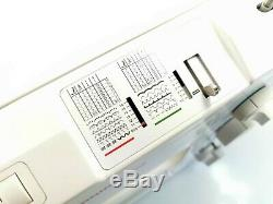 Bernina 1008 Heavy Duty Free Arm Multi Stitch Zigzag Embroidery Sewing Machine