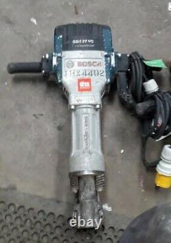 Bosch 110v Heavy Duty Breaker GSH 27VC PRO WITH CHISELS