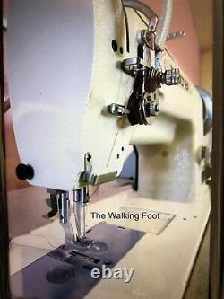 Brother B837 Walking Foot Leather Sewing Machine Heavy Duty