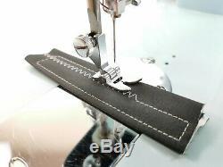 Brother Zigzag Semi Industrial Heavy Duty Sewing Machine Dressmakers Sailmaker