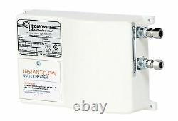 Chronomite Instant-Flow SR20L/240 Tankless Hot Water Heater. 20 Amp, 240 volt