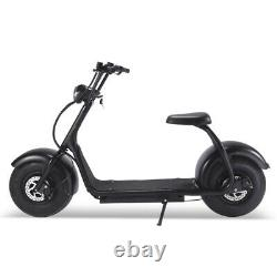 Citycoco Harley Fat Tire Heavy Duty Electric Scooter 1000W UK Stock