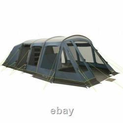 Clearance Outwell Flagstaff 6a Air Tent includes carpet, electric pump, mini bq