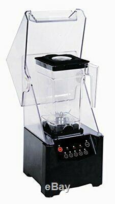 Commercial Electric Heavy Duty Juice Blender Ice Crusher Milkshake Maker