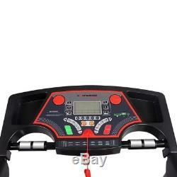 Confidence Eps Heavy Duty Folding Motorised Electric Treadmill Running Machine