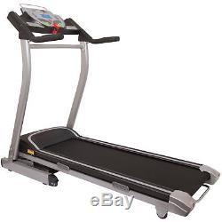 Confidence Txi Heavy Duty 1100w Motorised Electric Treadmill Running Machine