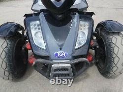 Custom Tga Vita X All Terrain Off Road Electric Mobility Scooter 8mph Class 3