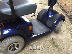 Days Strider ST 4D- 8 MPH Mobility Scooter New Batteries, free local delivery