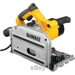 DeWALT DWS520K 6-1/2'' Heavy Duty TrackSaw Track Saw Tool Kit