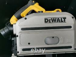 DeWalt DWS520 240v 165mm 1300w Heavy Duty Plunge Saw with T-STAK Case