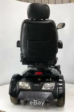 Drive Cobra Extra Large Electric Mobility Scooter 8mph Black