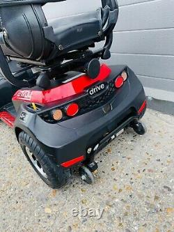 Drive Envoy 4 Mid Size Mobility Scooter 4 mph inc Suspension & Warranty