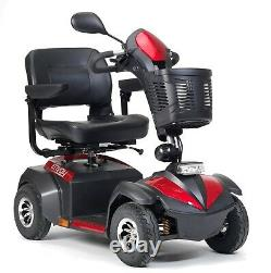 Drive Envoy 4 Mobility Scooter 4 Wheel 4mph LED Headlights 30 Miles Range