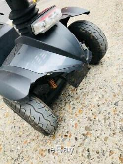 Drive Envoy 8 Mid Size Mobility Scooter 8 mph WORKS BUT HAS DAMAGE