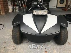 Drive Envoy 8+ Mobility Scooter, 4 wheeled shoprider, 8mph swivel seat