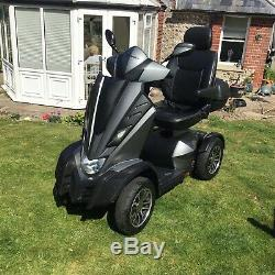 Drive King Cobra 8mph Heavy Duty Mobility Scooter. STUNNING CONDITION. PART EX