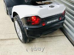 Drive Royale 4 Mobility Scooter Luxury Large Road Legal All Terrain