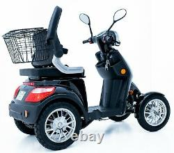 Eco 4 Wheeled 60V100AH 600W Electric Mobility Scooter FREE DELIVERY Green Power