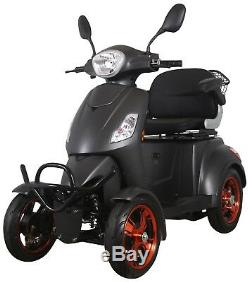 Eco 4 Wheeled 60V100AH 800W Electric Mobility Scooter FREE DELIVERY- Green Power