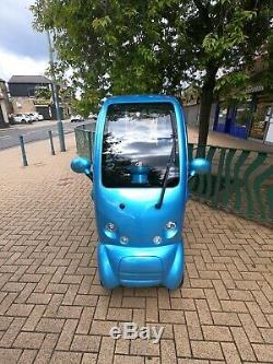 Eco Cabin Car Mobility Scooter New Model Now Available