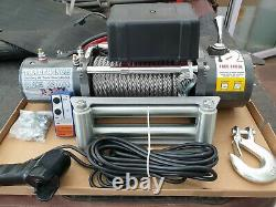 Electric 12v Winches For Recovery Trucks 12000lb. Heavy Duty £275.00 Inc Vat
