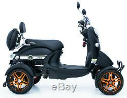 Electric Mobility Scooter Brand New BLACK 60V100AH800W FREE ENGINEERED Delivery