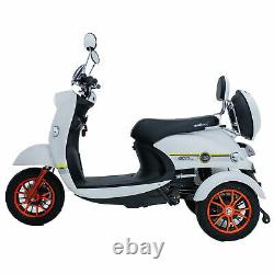 Electric Mobility Scooter Green Power 3 Wheeled 60V100AH 600W FREE Insurance
