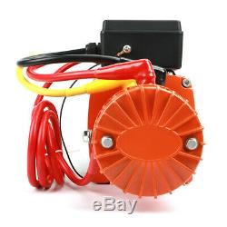 Electric Recovery Winch 12v 13500lb Heavy Duty Steel Cable WINFULL BRAND