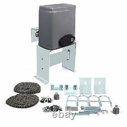 Electric Remote Control Sliding Gate Motor Slide 600kg automatic opener Door